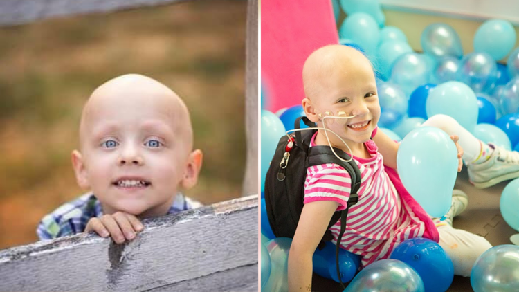 Help the Lorne Muller Million raise $1 million for childhood cancer research