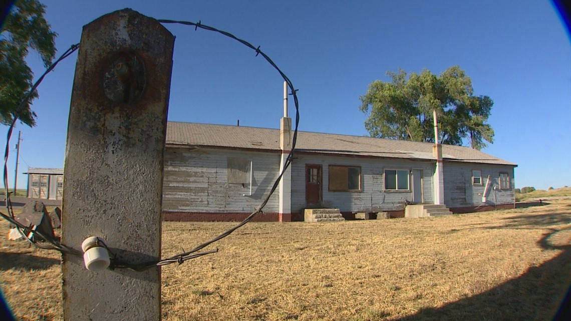 Prisoners in Their Own Land: Life in a Japanese internment camp