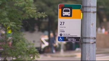 King County Metro talks about operations since viaduct shutdown