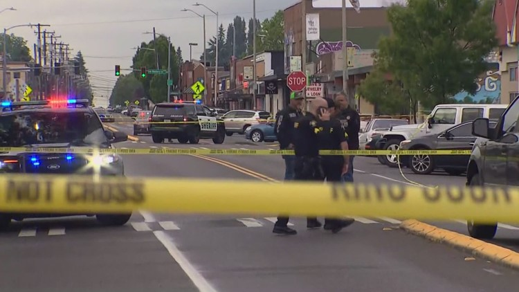 Authorities continue to investigate fatal shooting in White Center