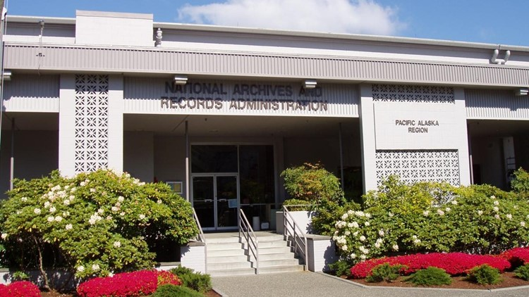 Feds reverse decision to sell historic archives in Seattle