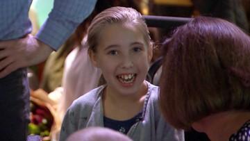 Puyallup girl battles rare juvenile ALS diagnosis