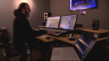 The man behind the music of Microsoft - KING 5 Evening