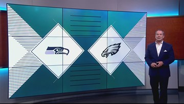 Paul Silvi gives his prediction for Seahawks vs. Eagles: a battle of attrition