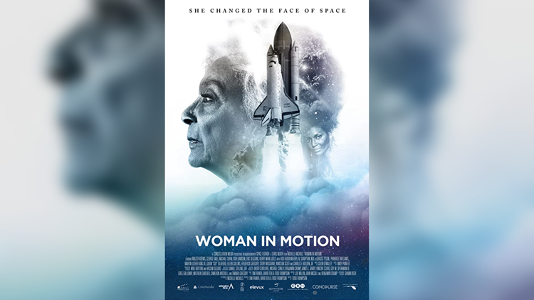 'Woman In Motion' documentary spotlights how actress Nichelle Nichols changed the face of NASA - New Day NW
