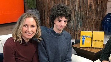 """Mother-son memoir redefines what """"Normal"""" means"""