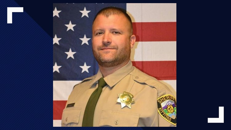 Memorial for Kittitas deputy planned for Thursday at CWU