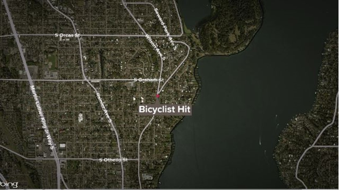 Seattle police seeking driver in deadly hit-and-run