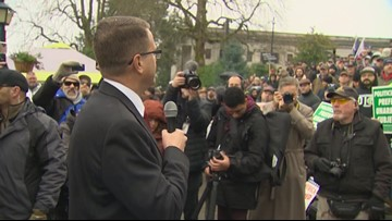 Gun owners fear proposed laws in Olympia