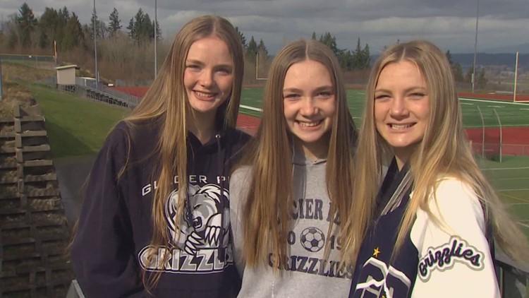 Prep Zone: Seelhoff sisters are a triple threat on the Glacier Peak soccer team