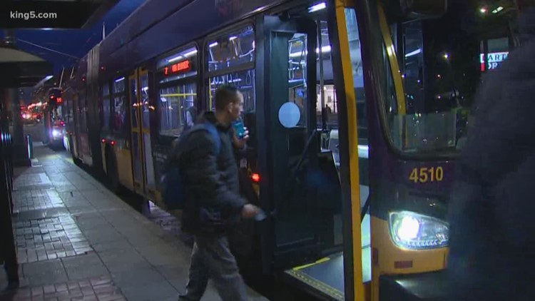 Metro and ICE deny agents were on King County buses Friday morning