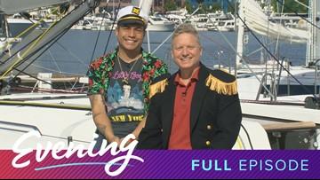 Thurs 9/12, Boats Afloat on Lake Union, Full Episode, KING 5 Evening