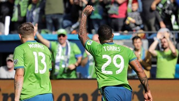 Sounders take 2nd in West with 1-0 win over Minnesota