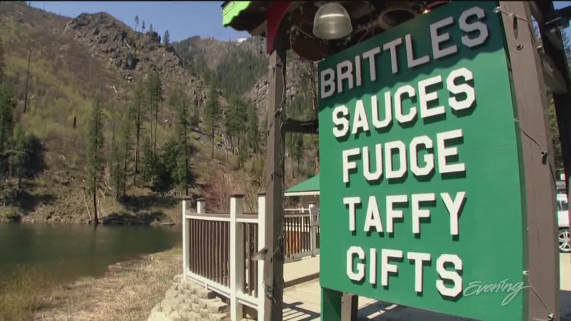 The Alps is a sweet treat stop along Highway 2 - KING 5 Evening
