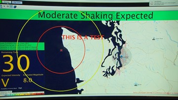 Earthquake early warning system ready for ShakeAlert deployment
