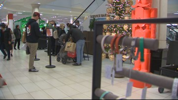 Local retailers enjoy full day of post-Christmas returns