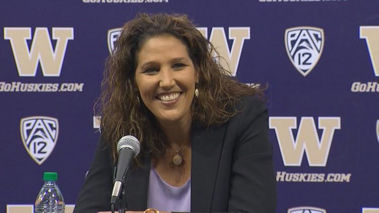 University of Washington lets go of women's basketball coach Jody Wynn