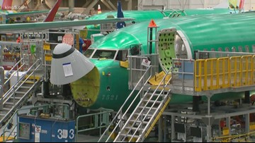 Boeing's new CEO sees 737 MAX production resuming in spring