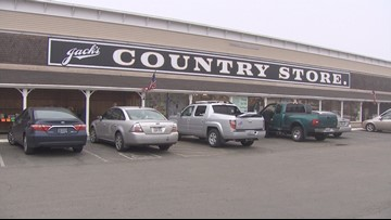 Jack's Country Store is the oldest continuing retail business in Washington state