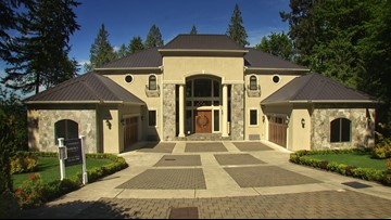 Live in French luxury at this Sammamish chateau