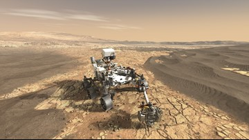 WWU joins with Seattle engineering group on NASA contract to help Mars rover