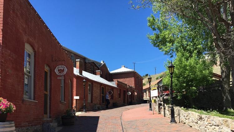 Reeder's Alley Helena