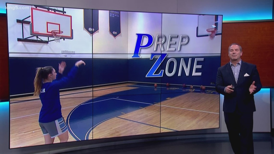 Prep Zone: Annie Wright's Julianna Walker is more than just a scoring machine