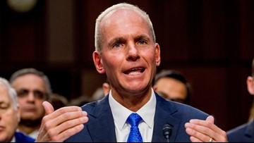 Boeing CEO gives up bonus amid 737 Max crisis