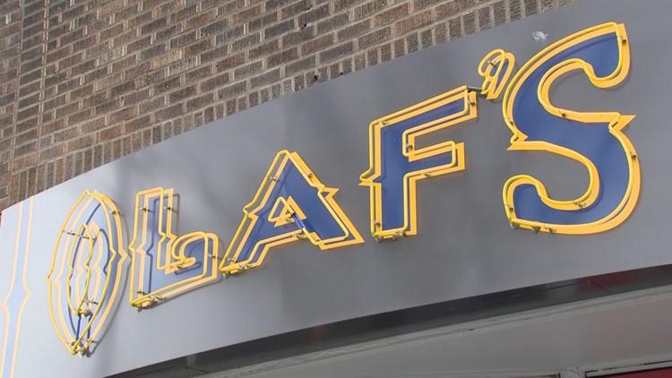 Olaf's Bar Ballard