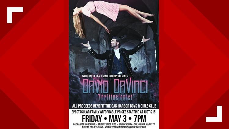 David DaVinci poster