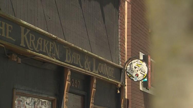 Kraken dive bar sues Seattle NHL team for trademark infringement
