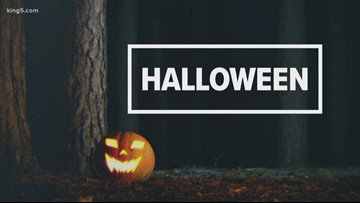 Haunted Halloween hikes