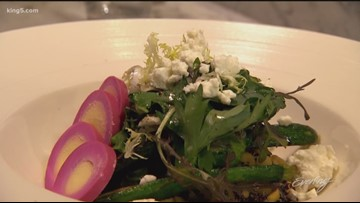 Food Writer Julien Perry picks her fav food places: Where the Chefs Eat - KING 5 Evening