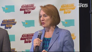 Durkan on ending youth homelessness initiative