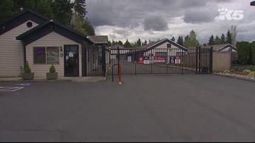 Man killed in carjacking outside Kent storage facility
