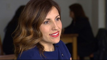 1st pregnant Seattle council member pushes for city-provided child care