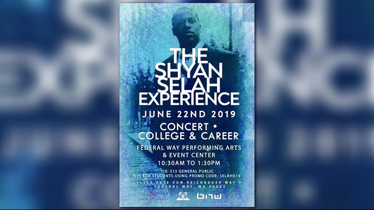 The Shyan Selah Experience