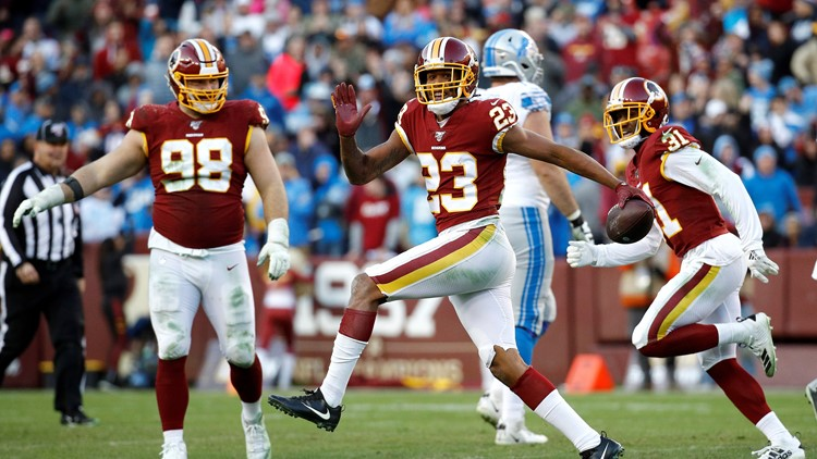 Seahawks acquire CB Quinton Dunbar from Redskins