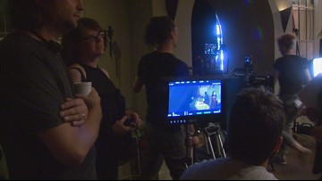 Washington film crew puts spotlight on gender equality