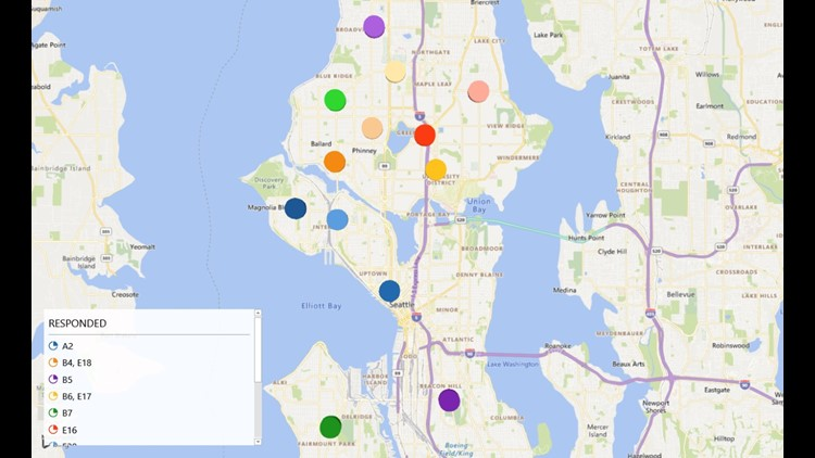 Seattle fire map