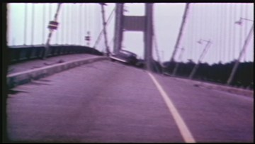 This date in 1940: 'Galloping Gertie' collapse in windstorm