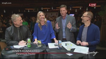 Tue 4/23, LIVE from KING 5 Konnected, Full Episode KING 5 Evening