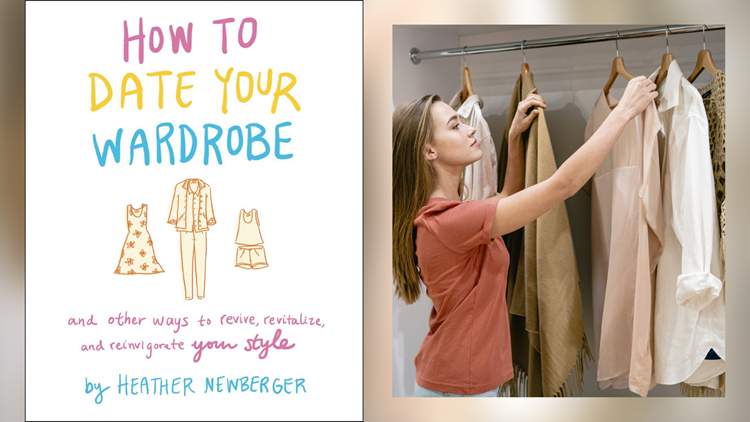 Fall in love with your wardrobe! Tips for becoming your own stylist