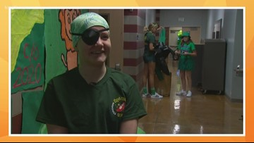 Edmonds students raise thousands for cancer research in support of classmate battling brain tumor