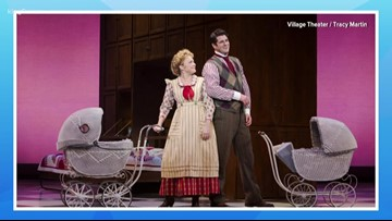 Lessons in love from Village Theatre stars of 'I Do! I Do!'