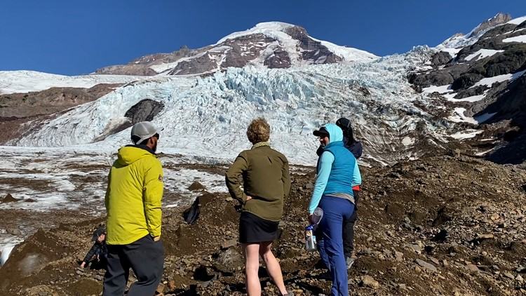 You don't have to be a climber to explore the Cascades' mightiest glaciers