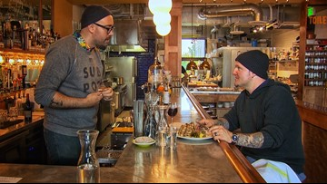 Brendan McGill -  Where the Chefs Eat