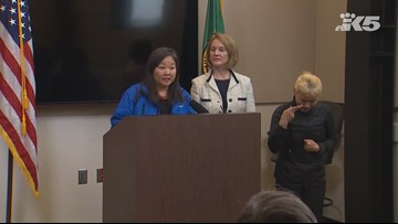 Seattle Public Utilities CEO on trash pickup delays during storm