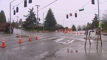 West Seattle Bridge has no timeline to reopen