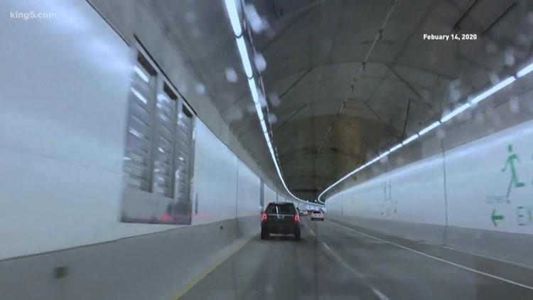WSDOT pinpoints source of leak in Seattle's SR 99 tunnel